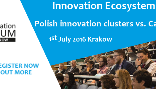 Konferencja Innovation Ecosystems – Polish innovation clusters vs. Cambridge
