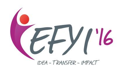 EFYI'16 – European Forum of Young Innovators