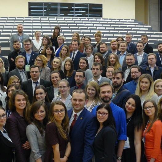Wybory nowych władz statutowych Krajowej Reprezentacji Doktorantów