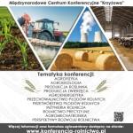"""Konferencja Naukowa pt. """"Rolnictwo XXI wieku – problemy i wyzwania"""""""