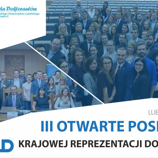 III otwarte posiedzenie Zarządu KRD w Lublinie
