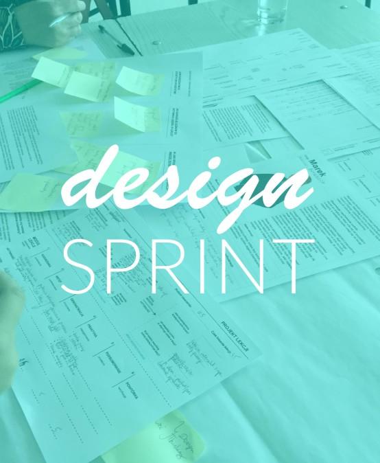 Design Sprint – dwudniowe warsztaty projektowe