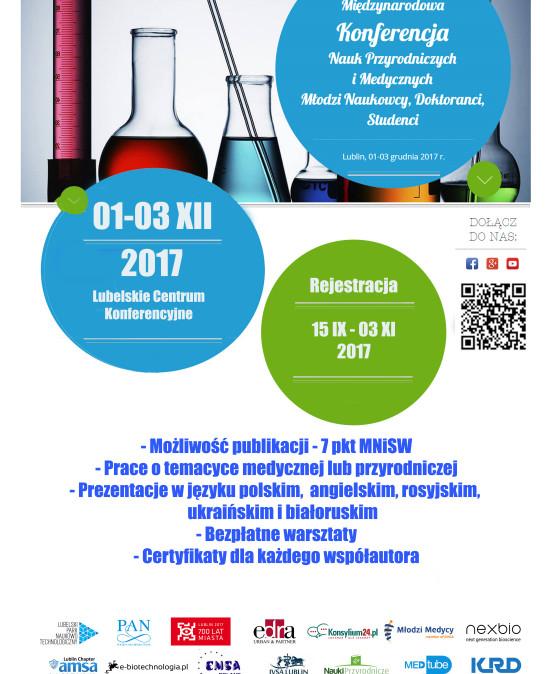 Międzynarodowa Konferencja Nauk Przyrodniczych i Medycznych