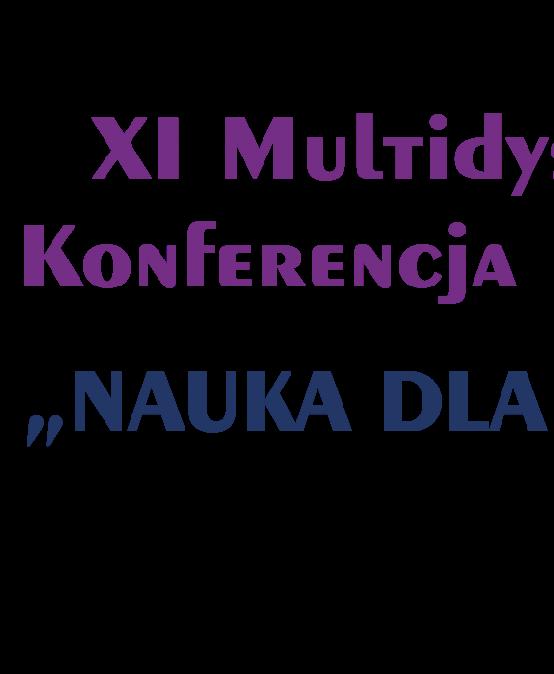 XI Multidyscyplinarna Konferencja Nauki o Leku