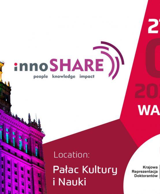 innoSHARE'18 – LET'S INSPIRE POLAND