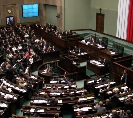 Konstytucja dla Nauki przyjęta przez Sejm