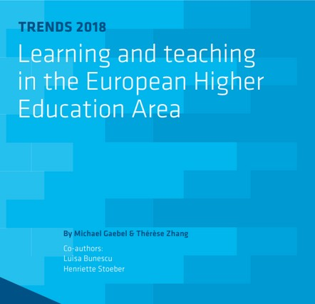 Nowy raport EUA Trends 2018: Learning and teaching in the European Higher Education Area
