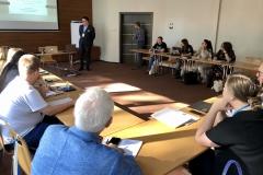 Szkolenie z zagadnień prawnych, dotyczących doktorantów studiów doktoranckich
