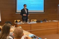 Szkolenie z zagadnień prawnych, dotyczących doktorantów szkół doktorskich