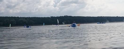 Fotorelacja z I Warsztatów Sportów Wodnych!