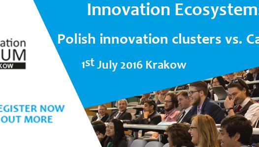 Konferencja Innovation Ecosystems – Polish innovation clusters vs. Cambridge