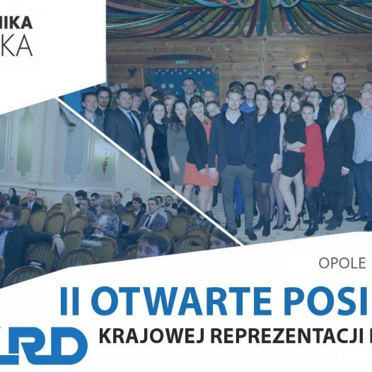 II posiedzenie XIII kadencji Zarządu Krajowej Reprezentacji Doktorantów