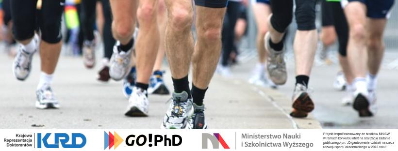 Doktoranckie biegi po zdrowie – rekrutacja!