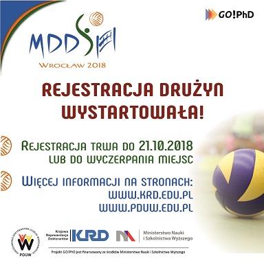 V Ogólnopolskie Mistrzostwa Doktorantów i Doktorantek w Siatkówce Halowej