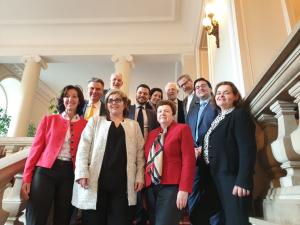 EURODOC w Radzie Europy